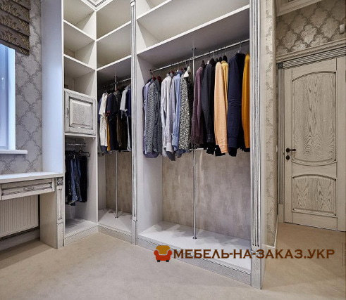 мебель для гардеробной Ирпень