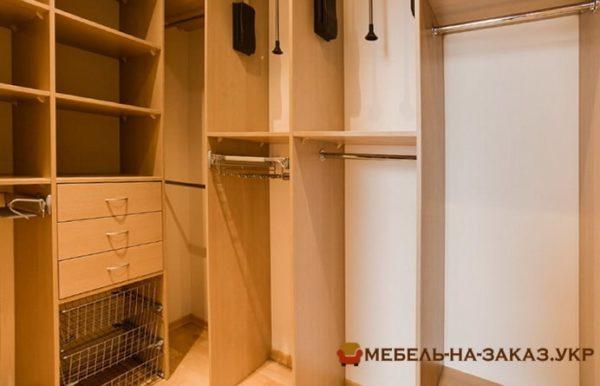варианты мебели для гардероба