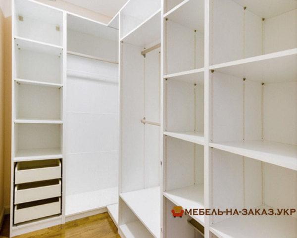производство мебели для гардероба