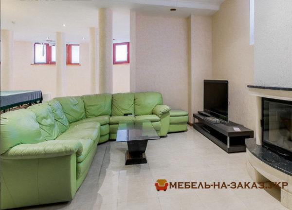 угловая мягкая мебель в гостиную на заказ Одессаугловая мягкая мебель в гостиную на заказ Одесса
