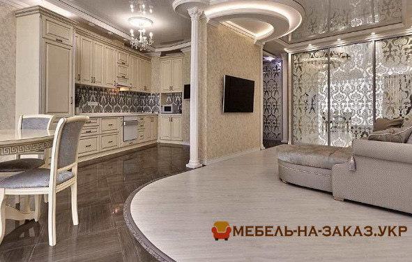 элитные кухни премиум класса в Киеве