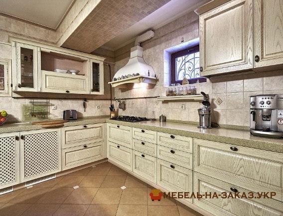 Красивый дизайн мини-кухни