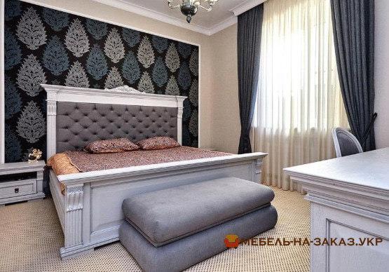изысканная кровать