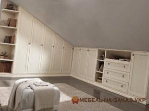 Мебель для мансарды