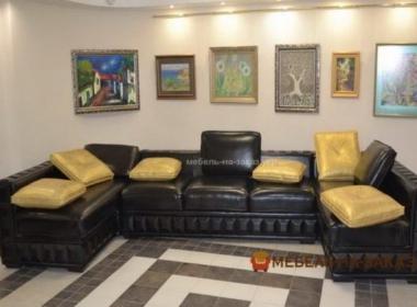 Мягкая мебель под заказ в гостину