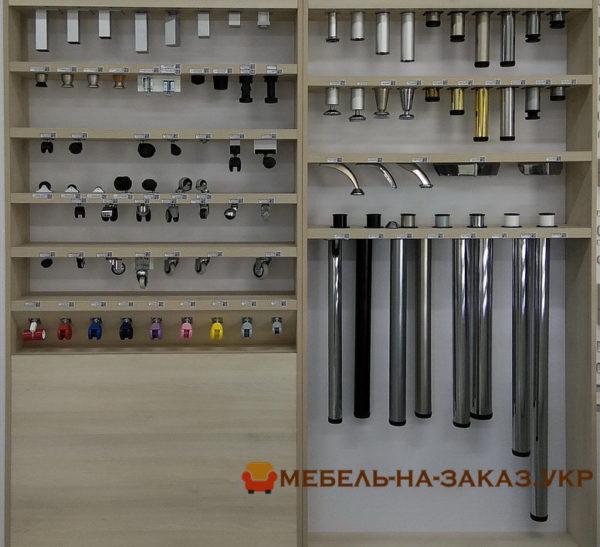 большой каталог мебельных опор