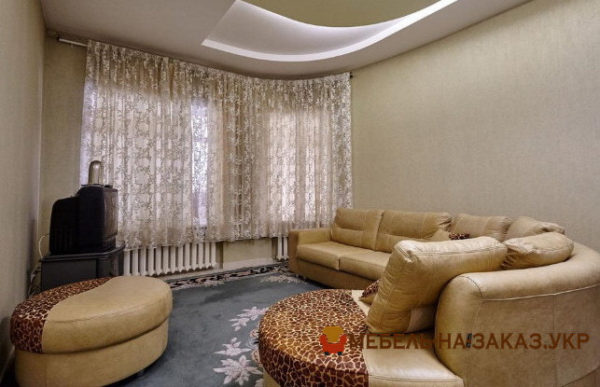 элитная заказная мебель в гостиную правый берег