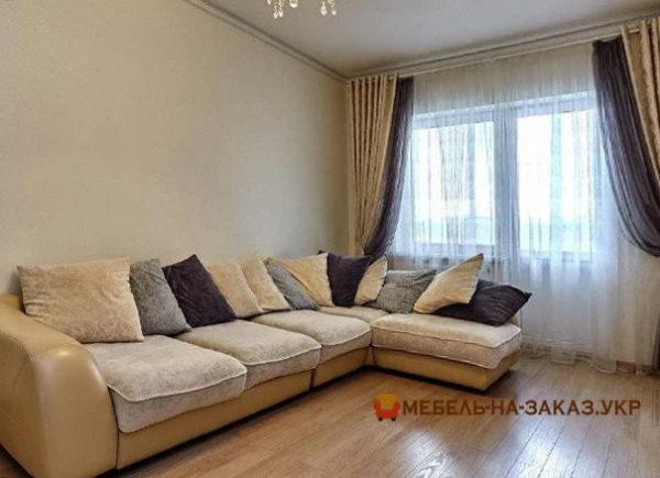 угловой диван в гостиную на заказ Киев