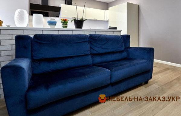 авторский диван со спальным местом в гостиную Ирпень