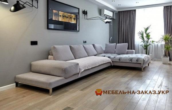 элитный угловой диван в гостиную в Украине