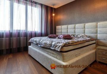 прямые диваны для элитной квартиры в Буча