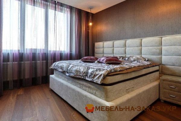 прямые диваны для элитной квартиры на заказ в Буча