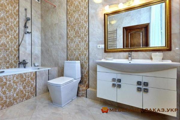 эксклюзивная мебель для ванной на заказ Киев
