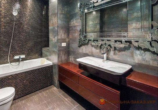 элитная мебель в ванную