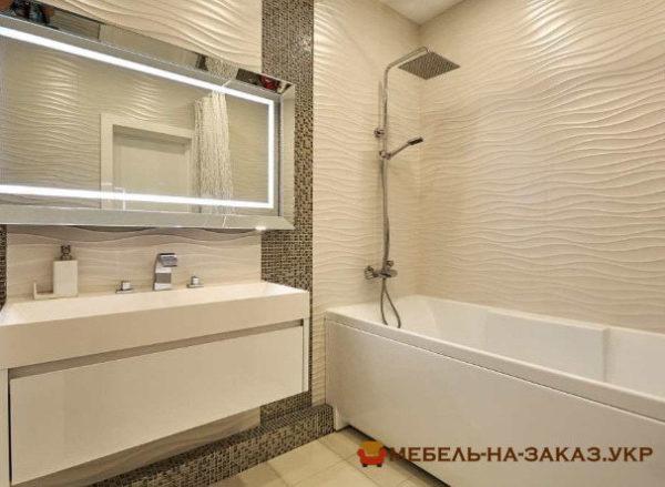 тумба модерн в ванную на заказ