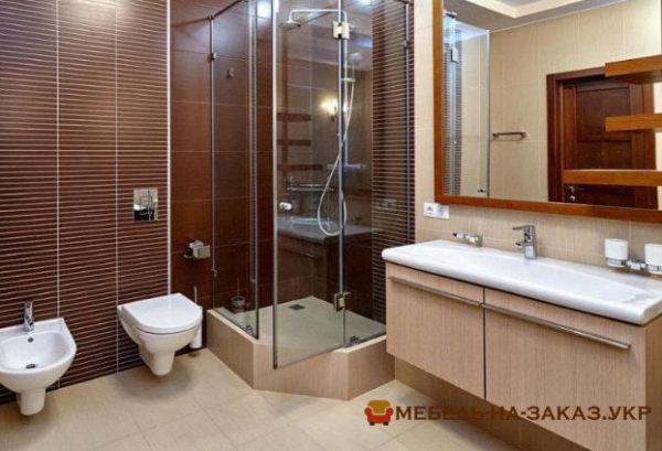 нестандартная мебель для ванной на заказ
