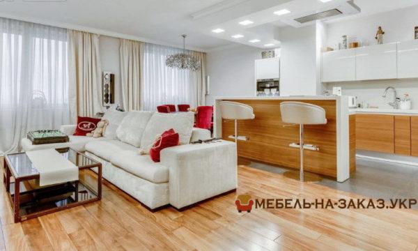 заказной диван угловой в кухню