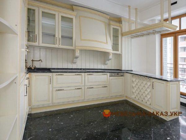 элитная кухня в новую квартиру на заказ