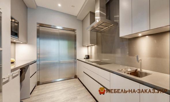 кухня в новострой под заказ Киев