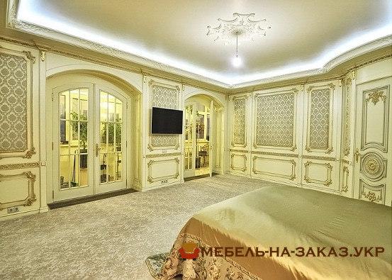деревянная изготовление спальни под заказ в Киеве