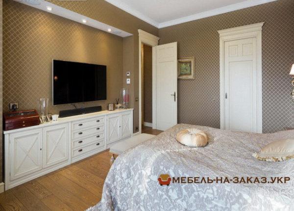 изготовление спальни под заказ в Киеве