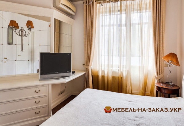 мебель для спальни на заказ в Киеве
