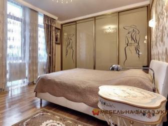 изготовление спальни под заказ