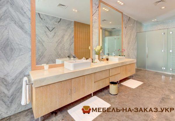 мебель в ванную комнату проекты
