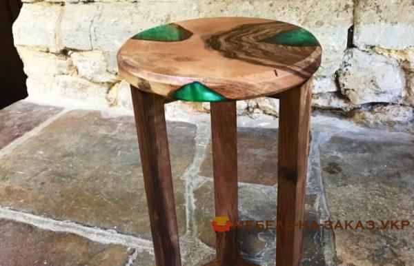 столик с Эпоксидной Смолой