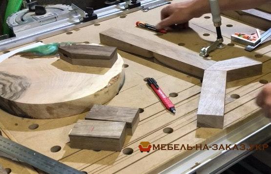 изготовление столов с Эпоксидной Смолой Киев