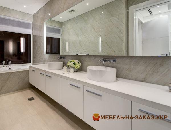 мебель в ванную на заказ Житомир