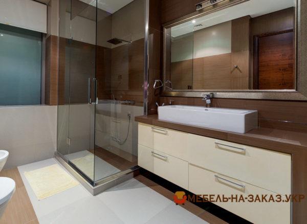 мебель в ванную на заказ Одесса