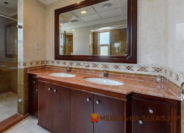 Мебель для ванной комнаты купить в Киеве