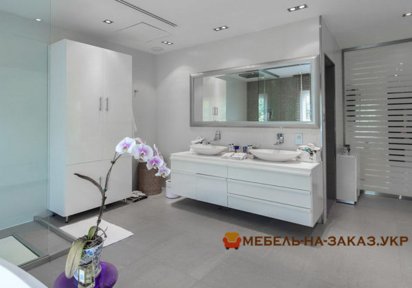 авторская Мебель для ванной комнаты