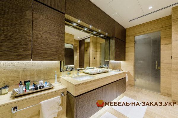 Заказывай орининальную мебель в ванную под заказ