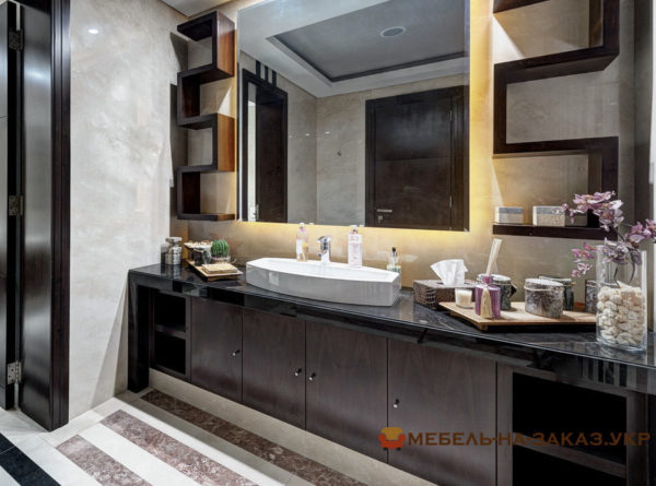 manufacture of bathroom furniture