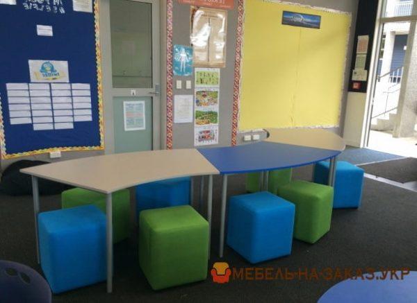 радиусные детские столы на заказУкраина