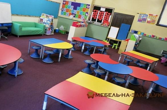 столы для детского сада на заказ