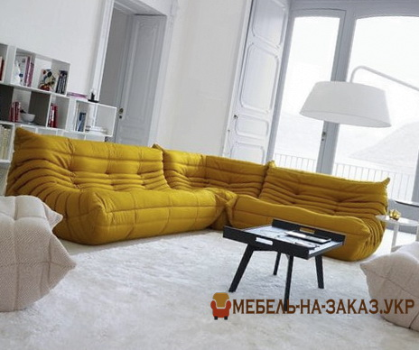 производство мягкой угловой мебели в Украине