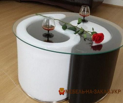 столик Инь Янь