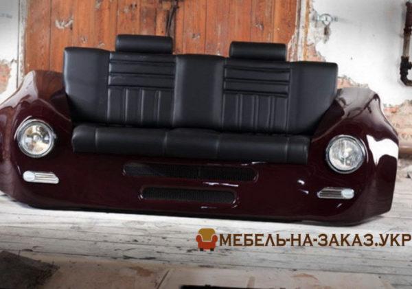 диван из старой машины на заказ