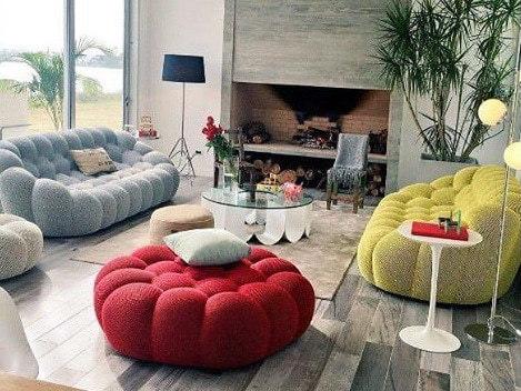фотографии необчной мебели
