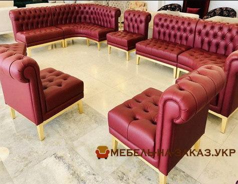 заказная варианты необычной мягкой мебели на заказ в Киеве на заказ