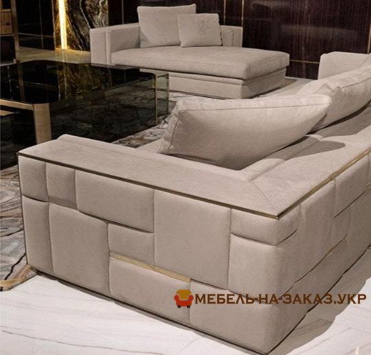 дизайнерская прямая мебель от производителя Киев