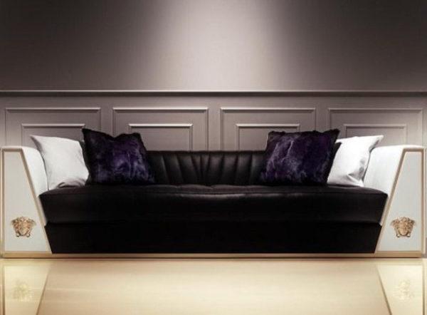 прямой авторский диван