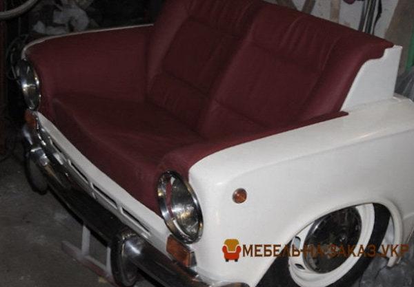 диван в виде автомобиля Жигули