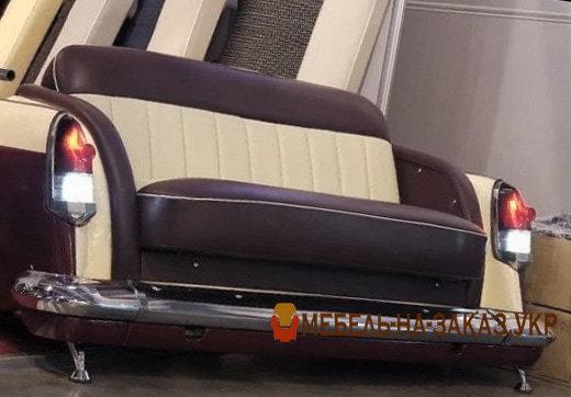 диван в гараж диван из автокресел