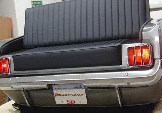 диван в гараж своими руками