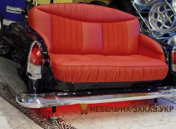 диваны в виде авто под заказ