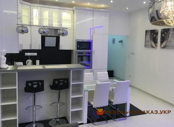 кухня студию под заказ